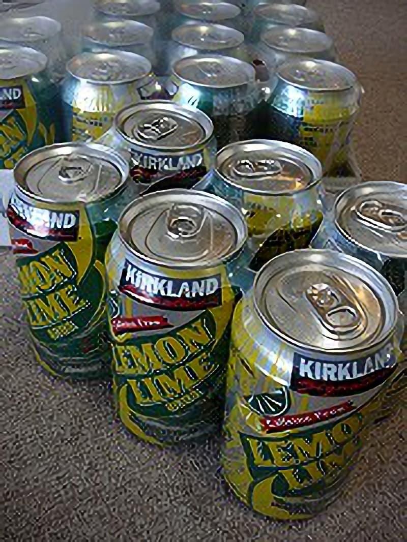 [5]が投稿したカークランド レモンライムソーダの写真