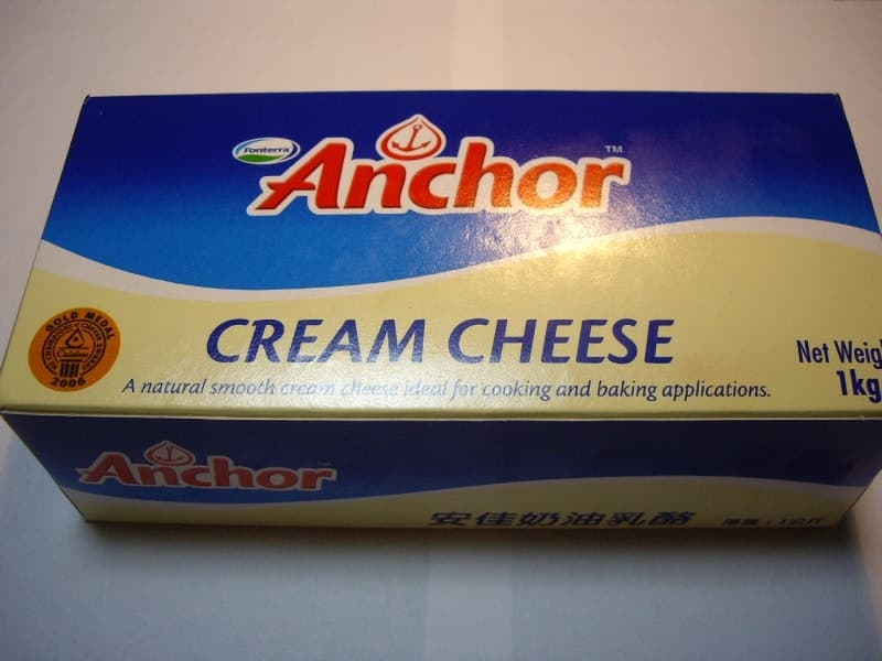 [2]が投稿したAnchor ニュージーランドクリームチーズの写真