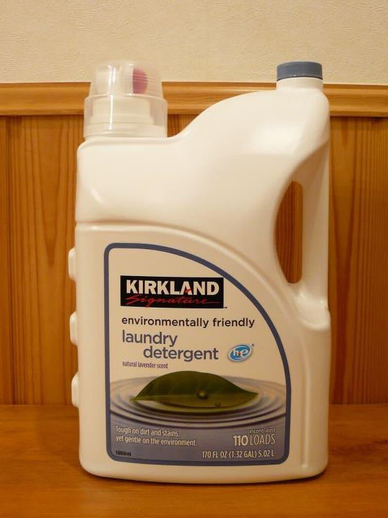 [2]が投稿したカークランド エコフレンドリー 液体洗濯洗剤の写真
