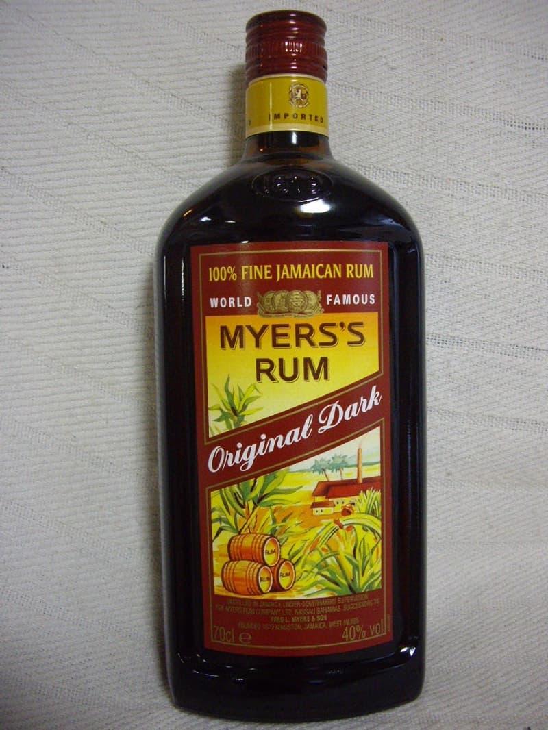 [2]が投稿したMYER'S RUM  Original Dark マイヤーズラム ジャマイカの写真