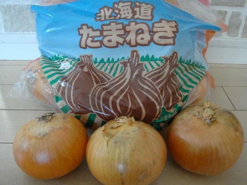[8]が投稿した北海道 玉葱(玉ねぎ) 5kgの写真