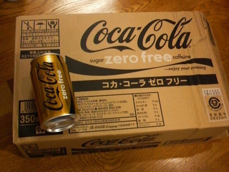 [2]が投稿したコカ・コーラ ゼロ フリーの写真