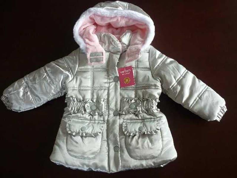 [2]が投稿したcarter's(カーターズ)ガールズ中綿ジャケットの写真