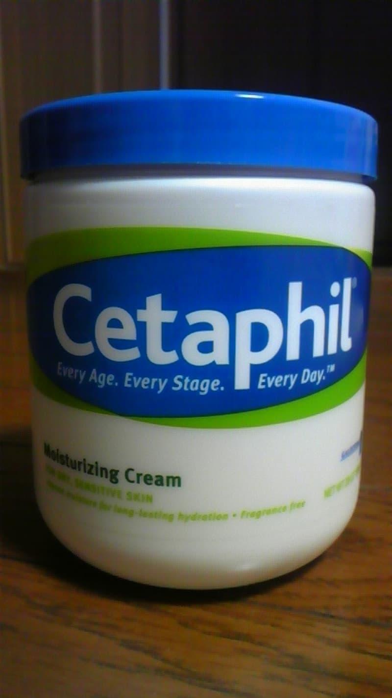 [4]が投稿したCetaphil セタフィル モイスチャライジング クリームの写真