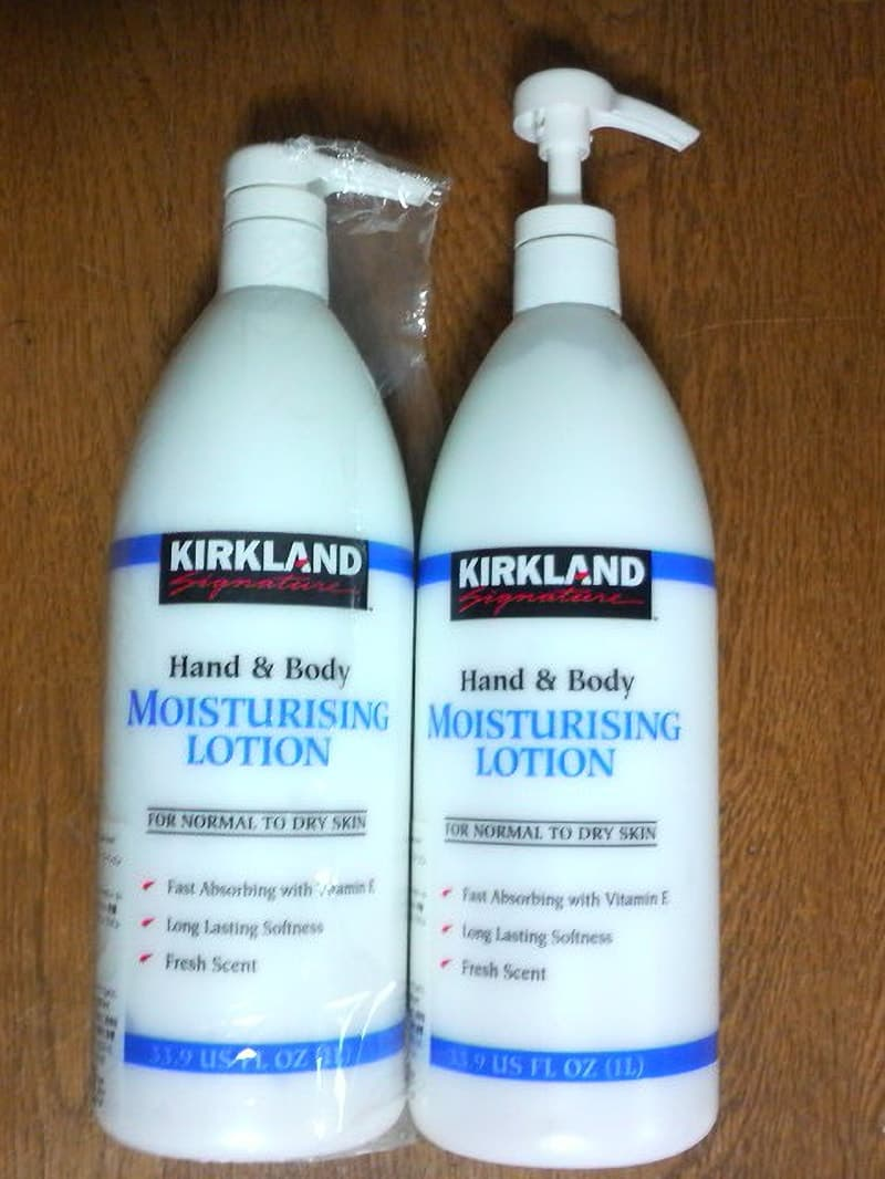 [34]が投稿したカークランド Hand&Body Moistureising Lotionの写真