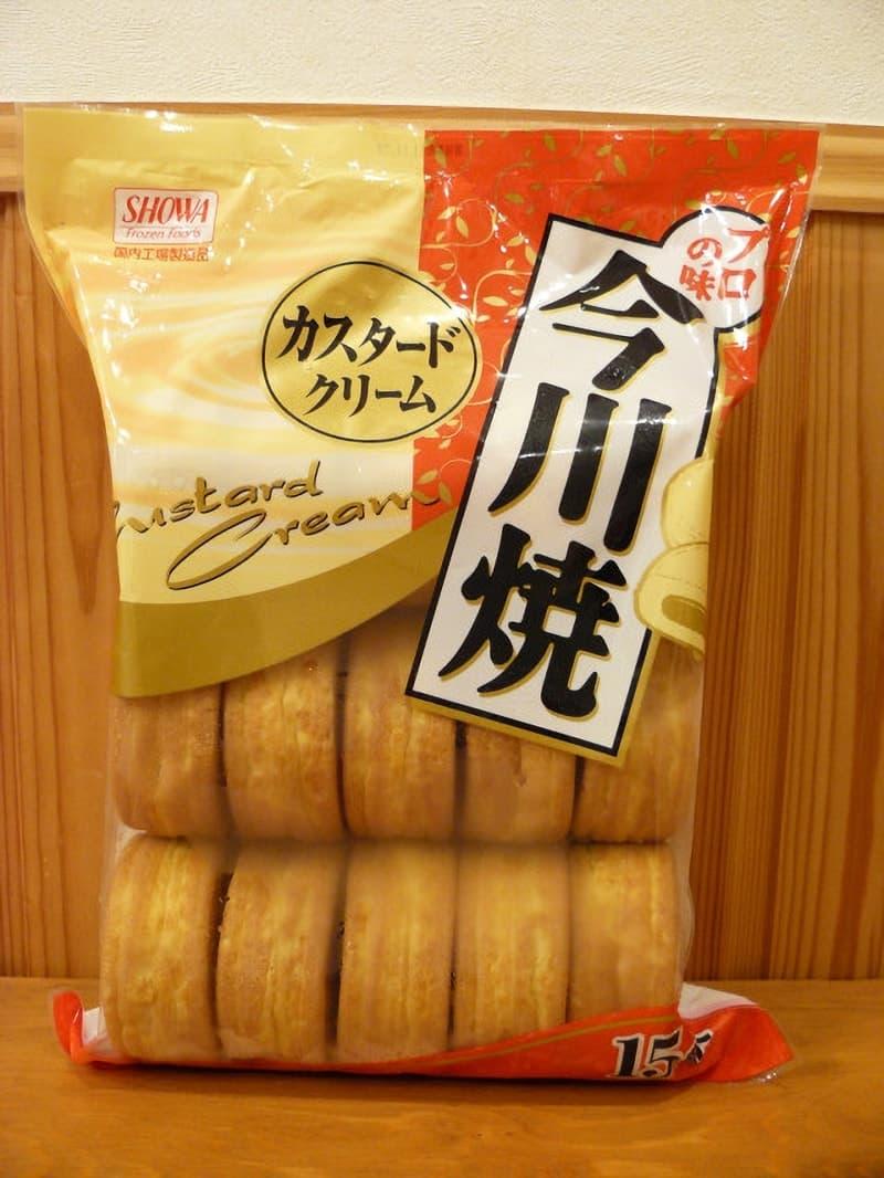 [2]が投稿したSHOWA プロの味 今川焼き カスタードクリームの写真