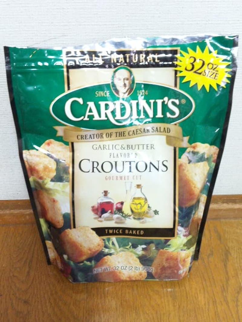 [36]が投稿したCARDINI'S カルディニ ガーリックバター クルトンの写真