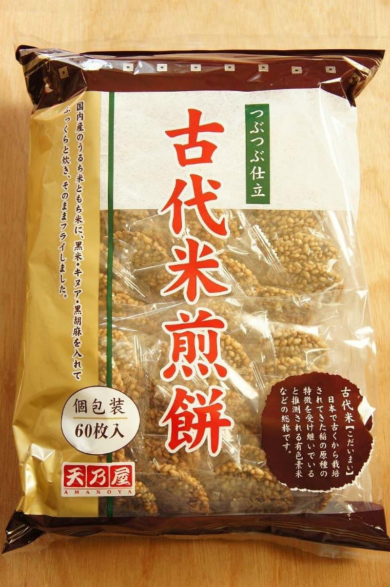[2]が投稿した天乃屋 古代米煎餅の写真