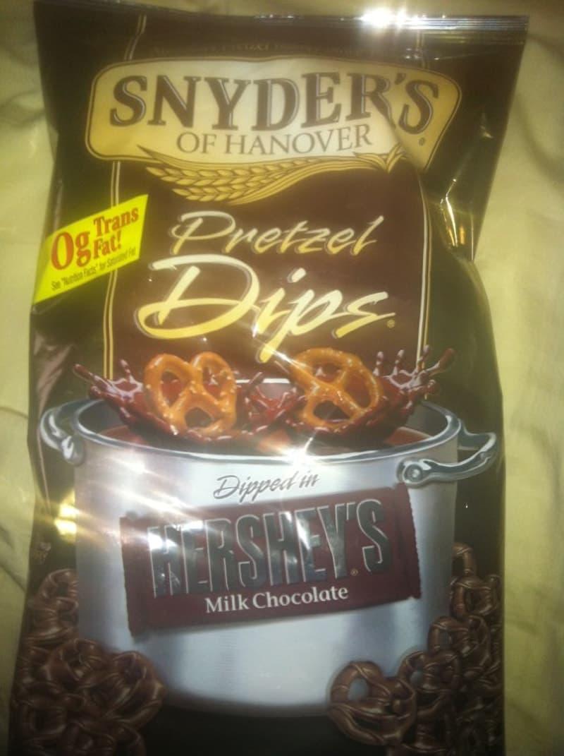 [31]が投稿したSNYDER'S スナイダーズ チョコレートプレッツェルの写真