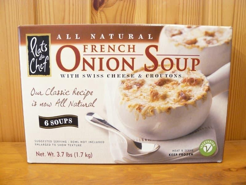 [2]が投稿したPlats du chef フレンチオニオンスープの写真