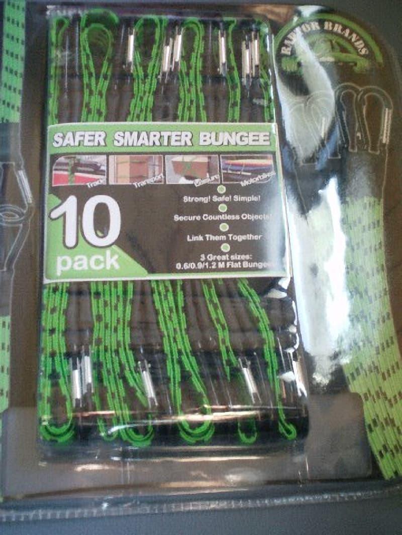 [2]が投稿したSAFER SMARTER BUNGEE 10PK (伸縮性のある紐)の写真