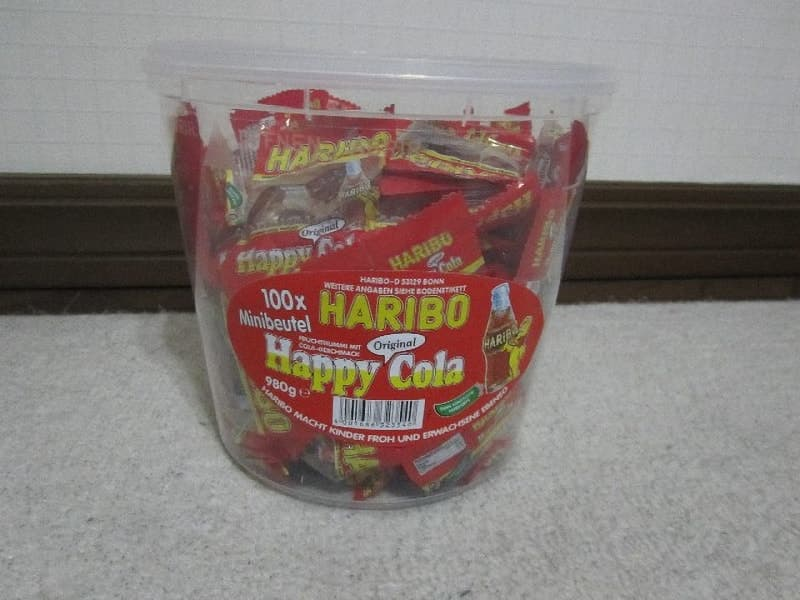 [2]が投稿したハリボー(HARIBO) ハッピーコーラ Happy Colaの写真