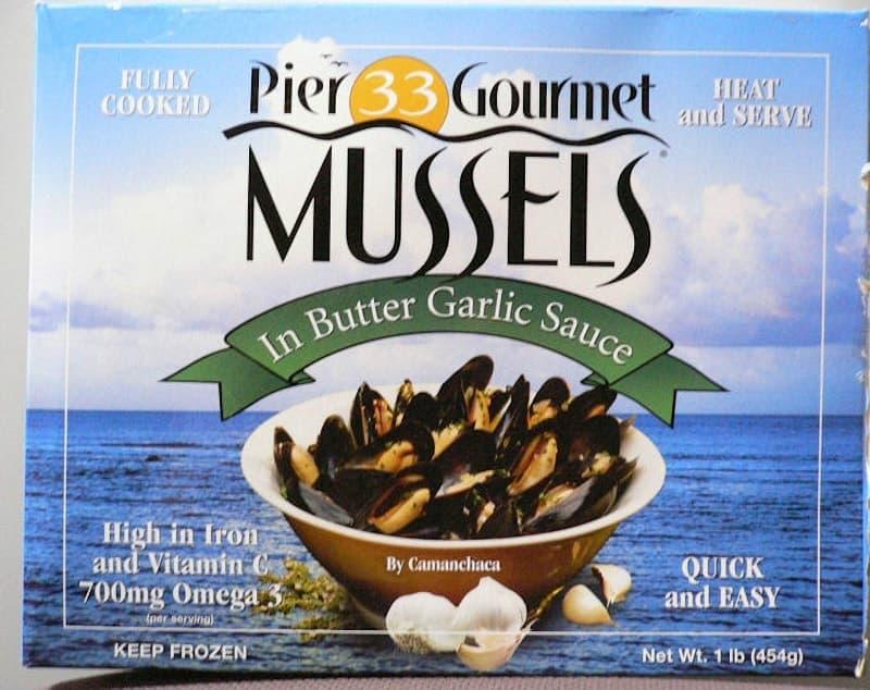 [2]が投稿したpier 33 gourmet ムール貝 バターガーリック味の写真