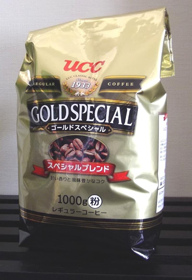 [2]が投稿したUCC ゴールドスペシャル スペシャルブレンドの写真