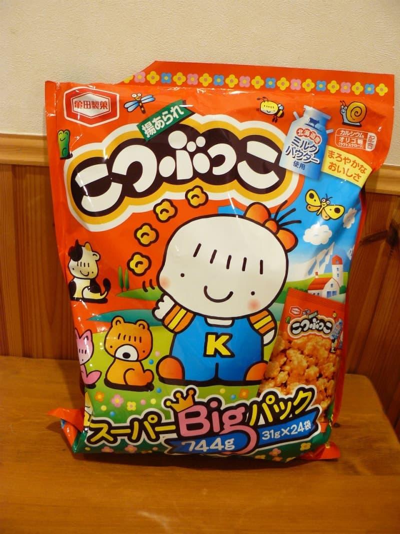 [2]が投稿した亀田製菓 揚あられ こつぶっこ スーパーBigパックの写真