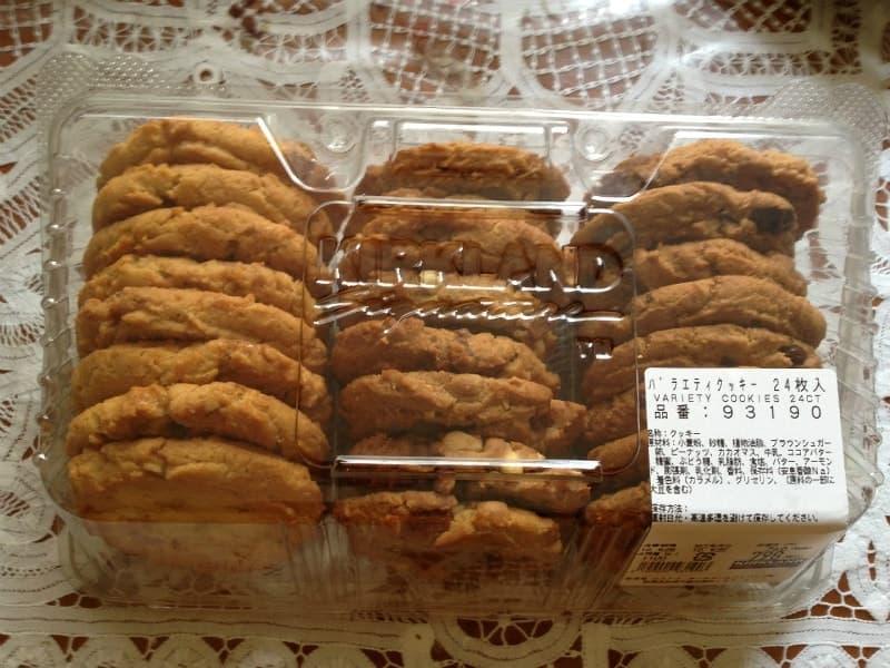 [92]が投稿したカークランド バラエティクッキーの写真