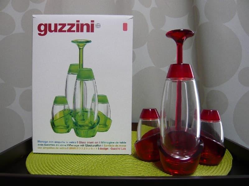 [2]が投稿したGUZZINI CRUET SET  調味料スタンドの写真
