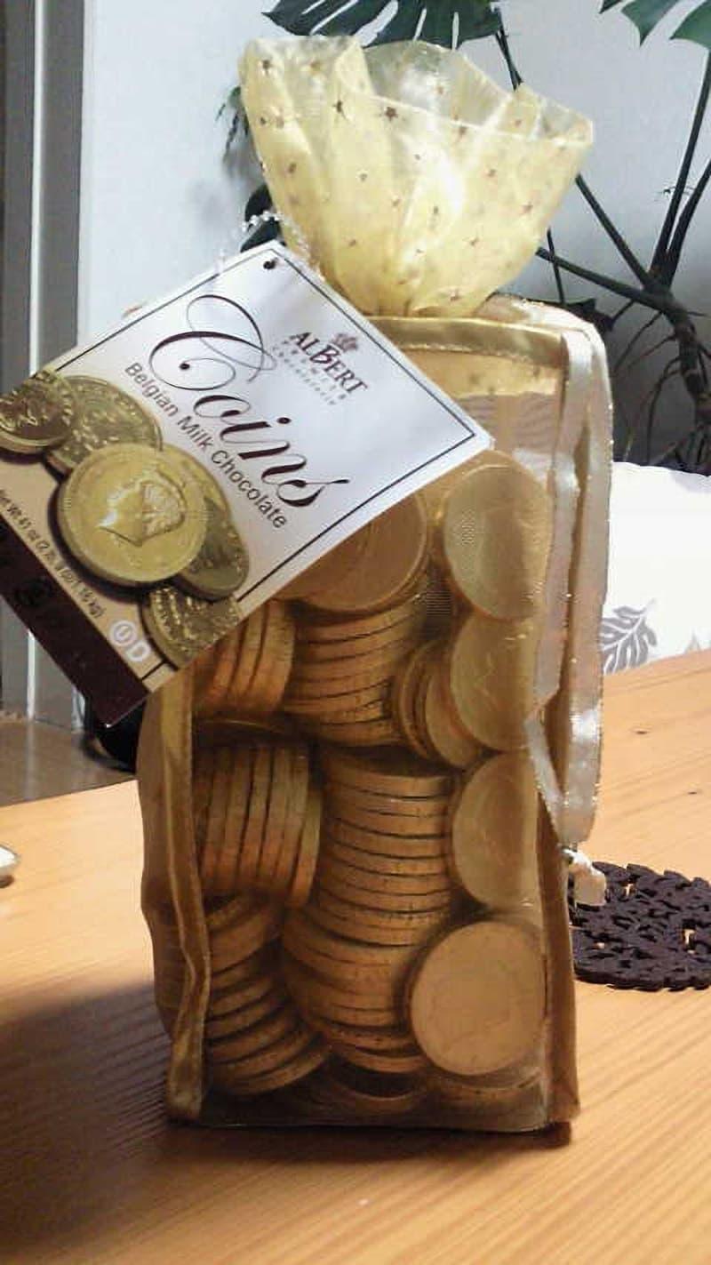 [2]が投稿したアルベルト ベルギー コインチョコレート ALBERT Belgium Chocolate Coinsの写真