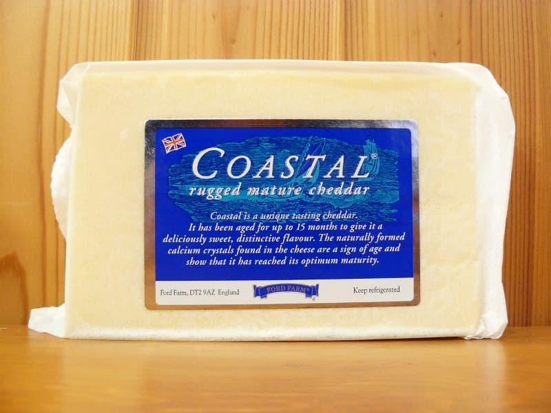 [2]が投稿したイングリッシュコースタル チェダーチーズの写真