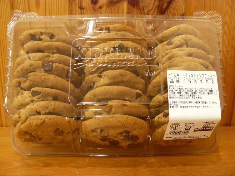[2]が投稿したカークランド ベルギーチョコチャンククッキーの写真