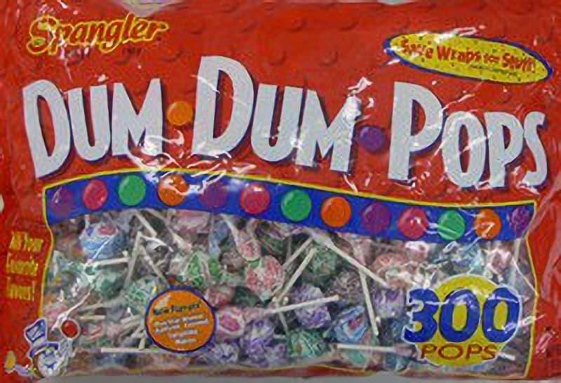 [5]が投稿したスパングラー(Spangler) スパングラー ・ダムダムポップス(キャンディ)の写真