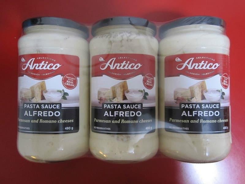 [2]が投稿したAntico(アンティコ) パスタソース アルフレッド パルメザン&ロマーノチーズの写真