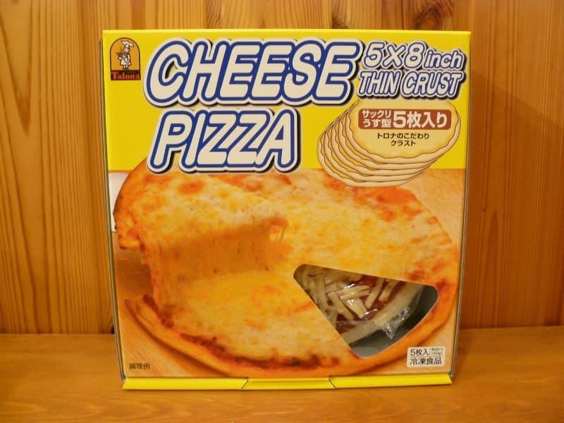 [2]が投稿したTolona トロナ チーズピザの写真