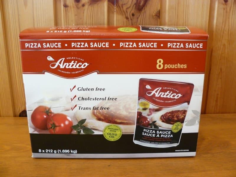 [2]が投稿したAntico ピザソース Pizza Sauceの写真