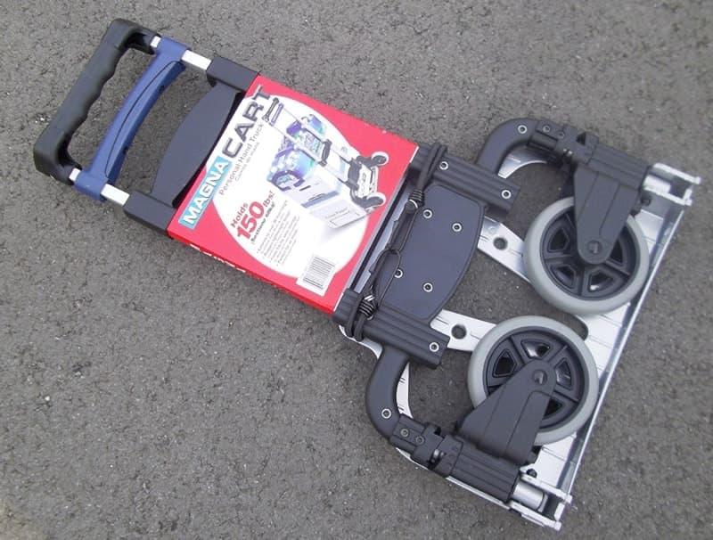 [2]が投稿したMAGNA CART (マグナカート) 機材用キャリーカートの写真