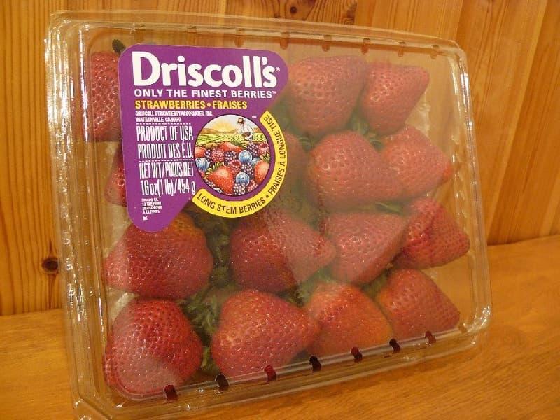 [37]が投稿したDriscoll's イチゴの写真
