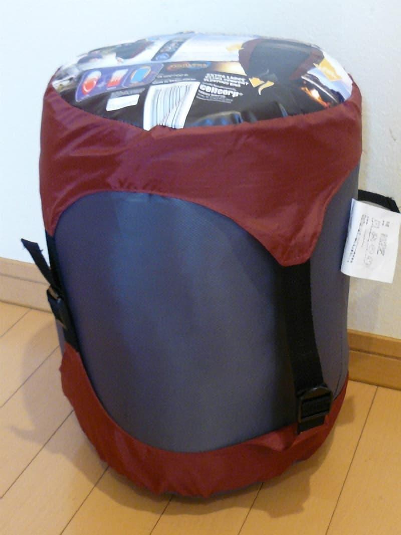[2]が投稿したSleepcell エッグ型シュラフ Sleeping Bagの写真