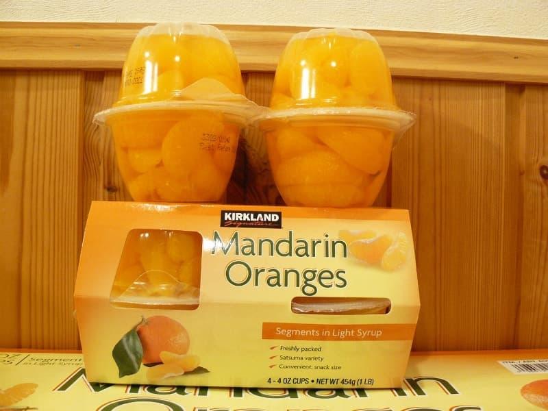 [25]が投稿したカークランド マンダリンオレンジ みかん シラップづけ(ライト)の写真