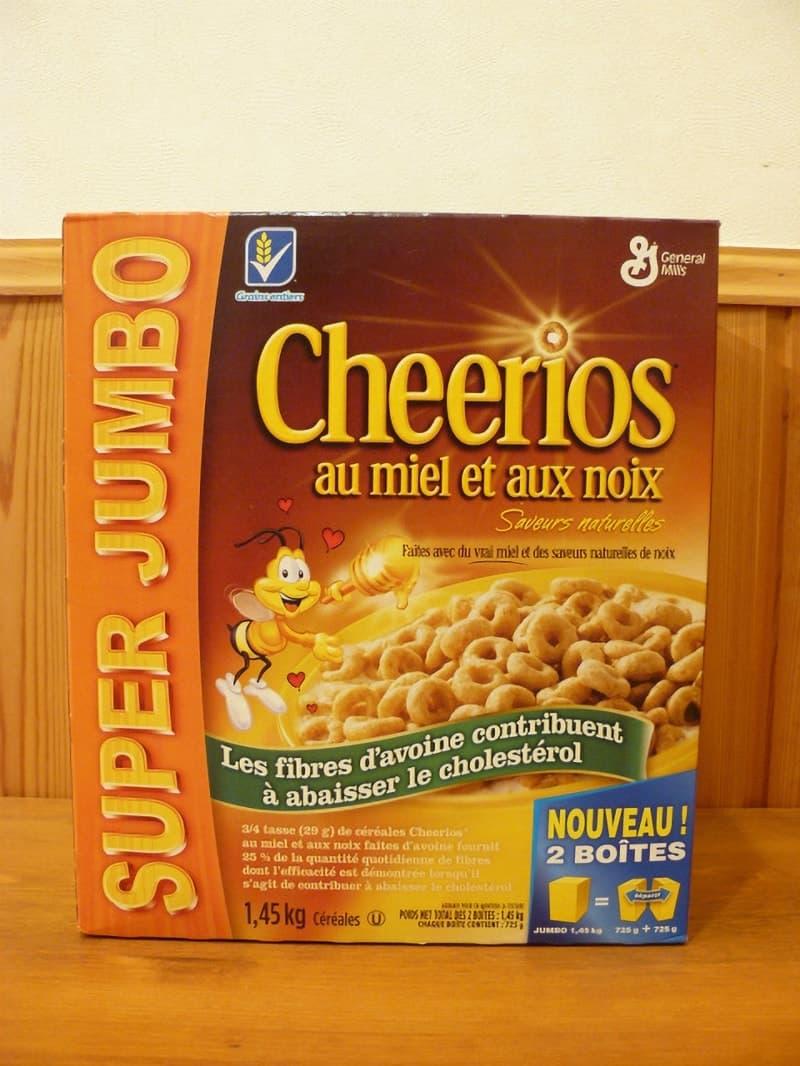 [8]が投稿したGeneral Mills Honey Nut Cherrios ジェネラルミルズ チェリオス ハニーナッツ シリアル 725g×2の写真