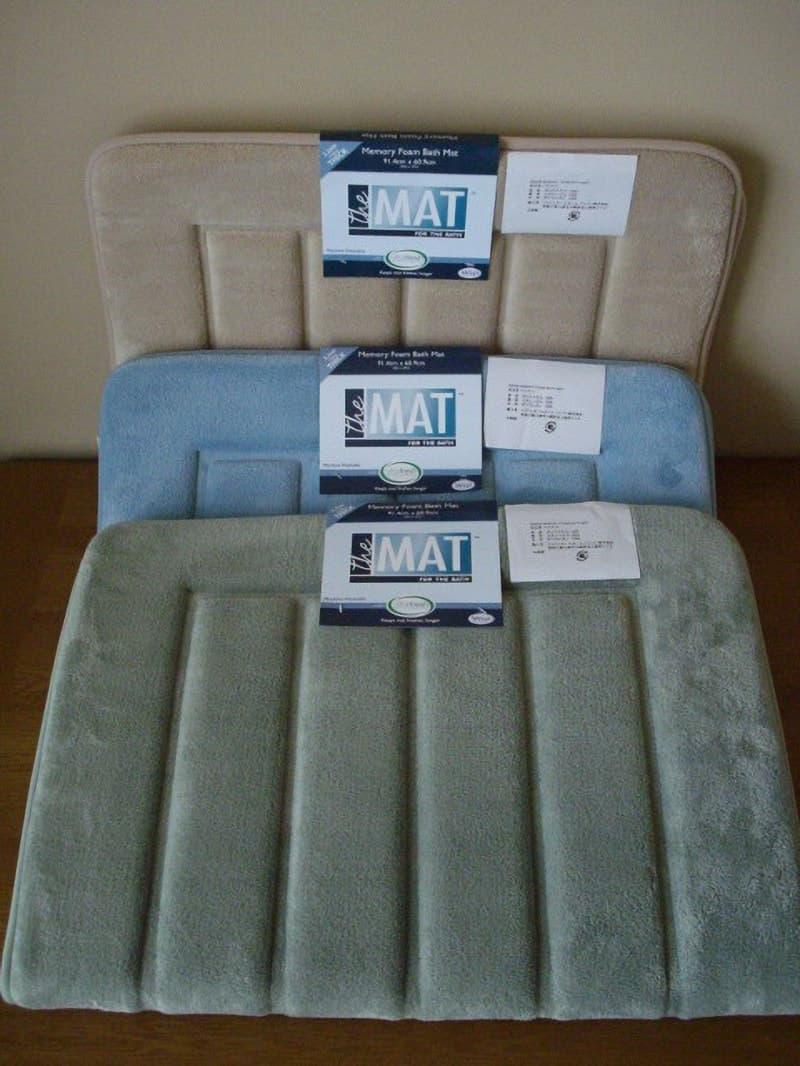[2]が投稿したMemory Foam Bath Mat 低反発バスマットの写真