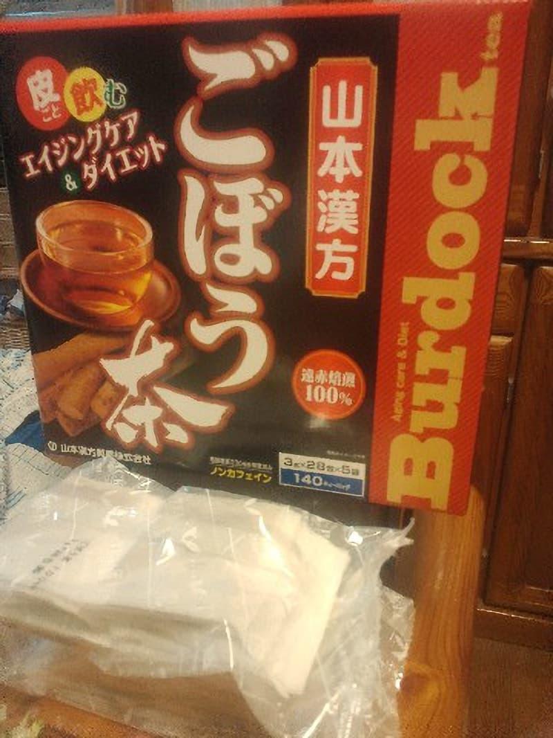 [2]が投稿した山本漢方製薬 ごぼう茶の写真