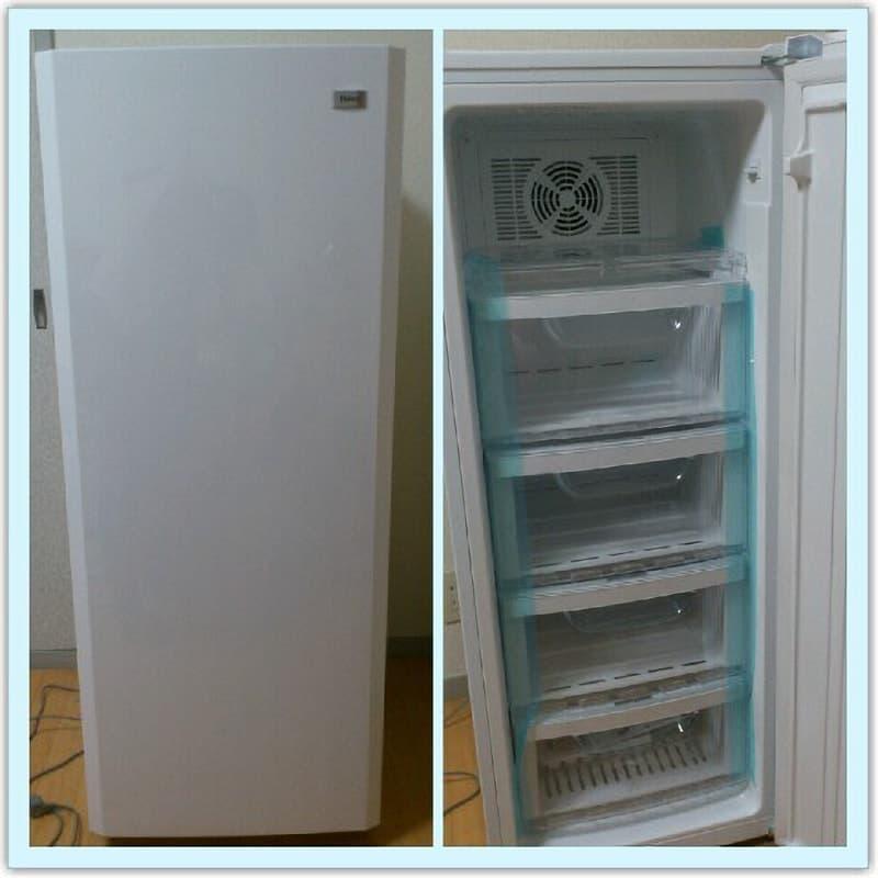 [2]が投稿したHaier(ハイアール) JF-NUF136 前開き式冷凍庫の写真