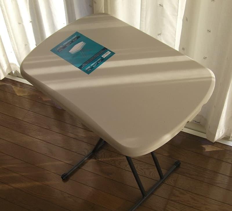 [2]が投稿したLIFETIME 折り畳みテーブルの写真