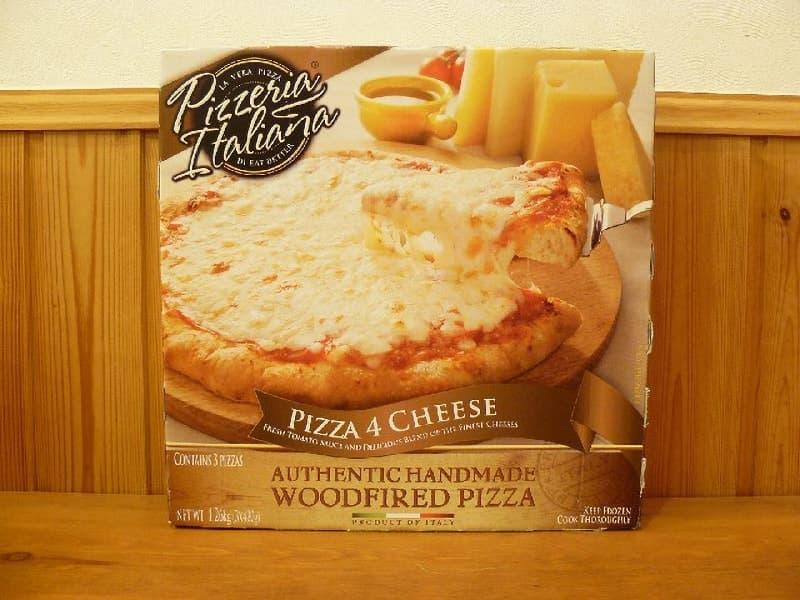 [2]が投稿したピッツェリア イタリアーナ 4チーズ ピザ Pizzeria Italiana PIZZA 4 CHEESEの写真