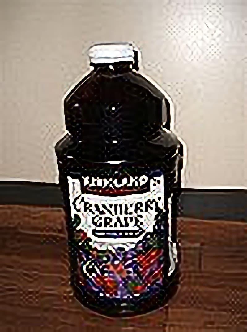 [2]が投稿したカークランド クランベリーグレープ100%ジュースの写真