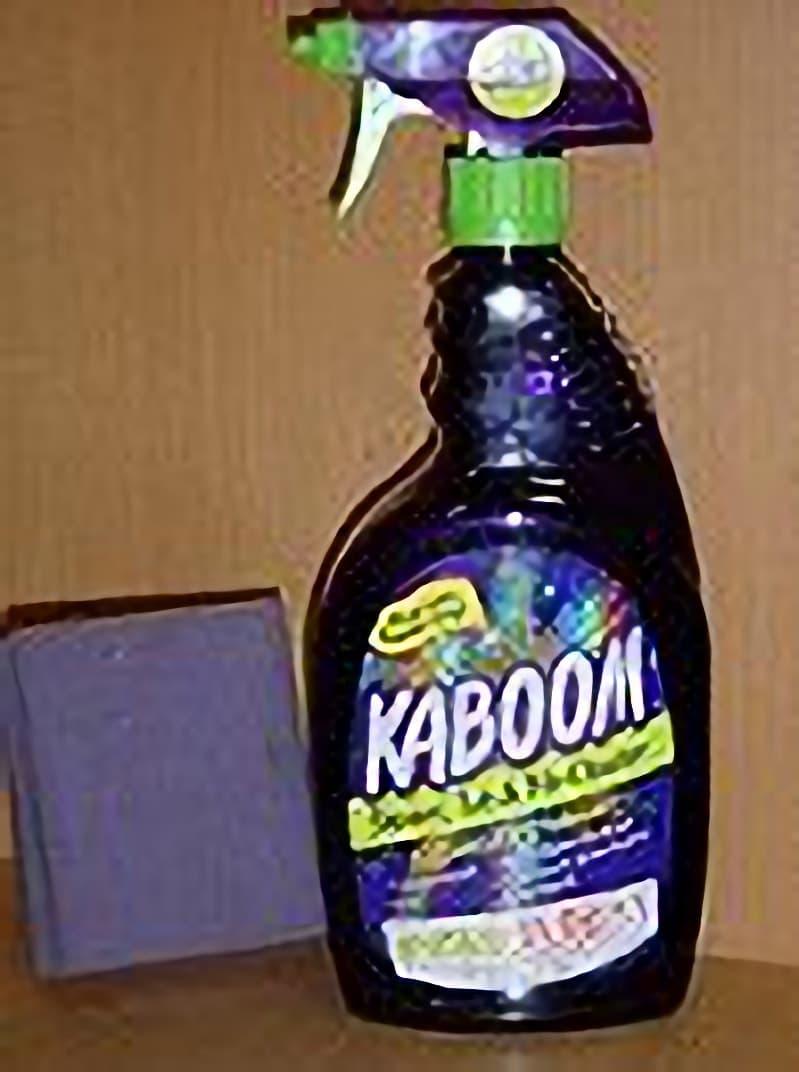 [2]が投稿したオレンジグロージャパン KABOOM カブーン シャワー バスタブ タイル クリーナーの写真
