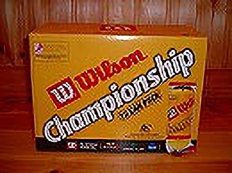 [2]が投稿したwilson(ウィルソン) wilson(ウィルソン)  チャンピオンシップ テニスボールの写真