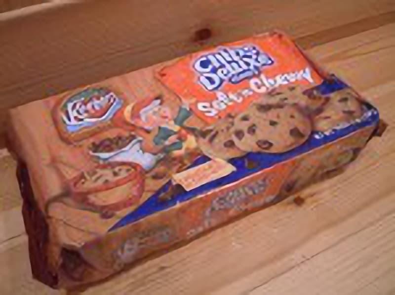 [2]が投稿したKelloggs(ケロッグ) Keebler(キーブラー) チョコチップ クッキー ソフト&チューイの写真
