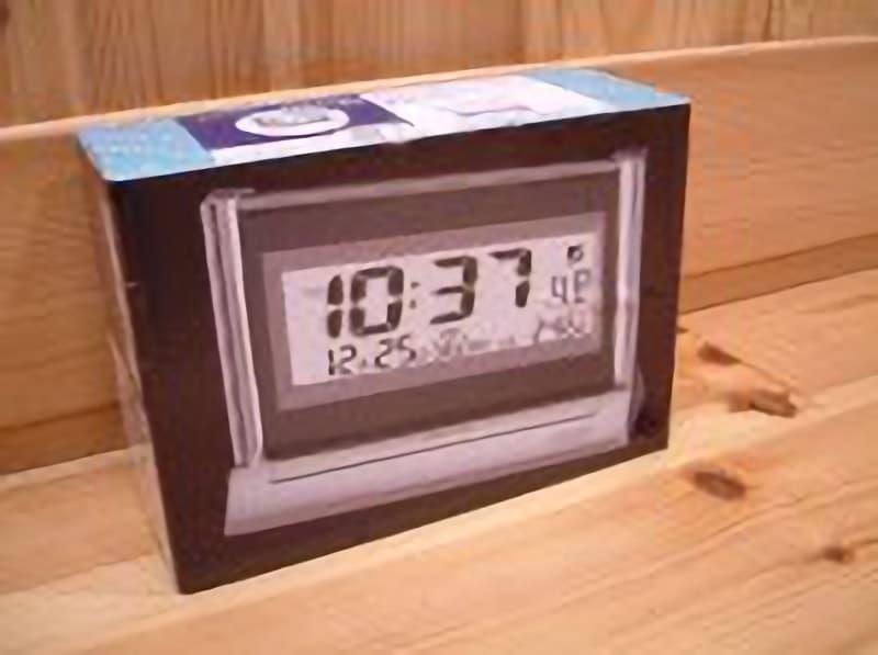 [2]が投稿したリズム時計工業 電波時計 パルデジットLの写真
