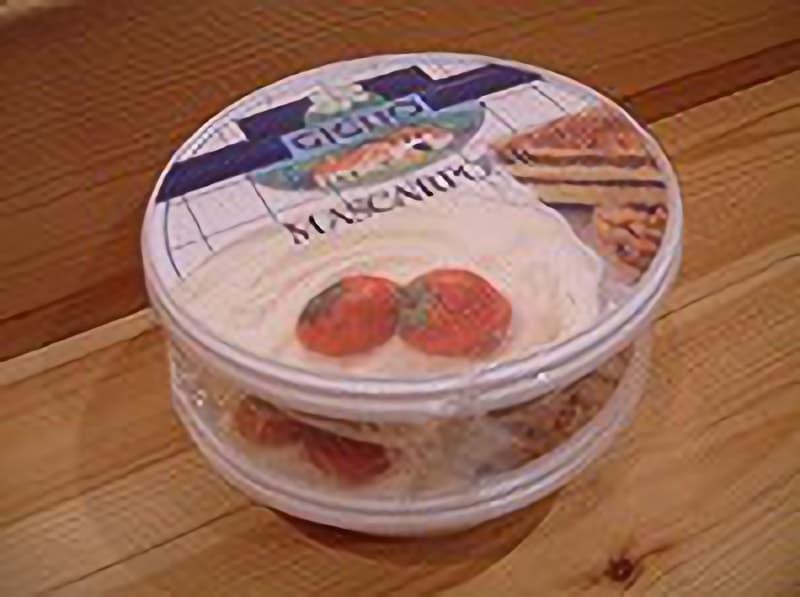 [2]が投稿したムラカワ GIGLIO マスカルポーネ チーズの写真