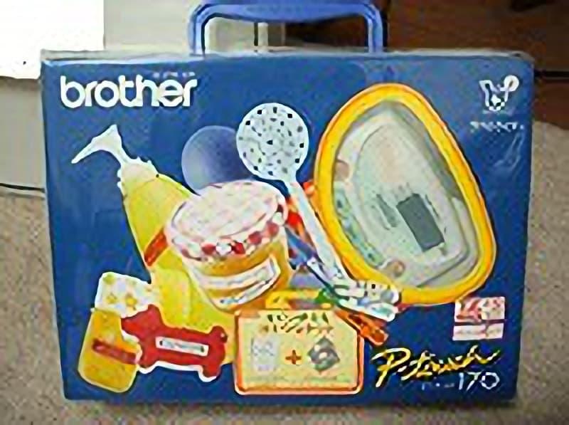 [2]が投稿したbrother ラベルライター ピータッチ(P-Touch)の写真