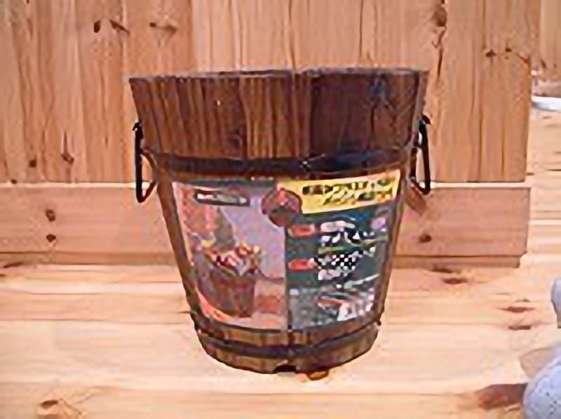 [2]が投稿したアイリス 焼杉プランターの写真