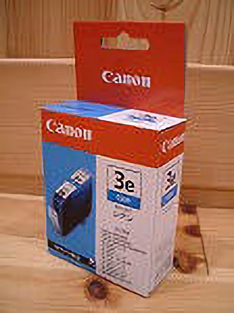[2]が投稿したCANON(キヤノン) CANON プリンタ インクカートリッジ BCI3eCの写真
