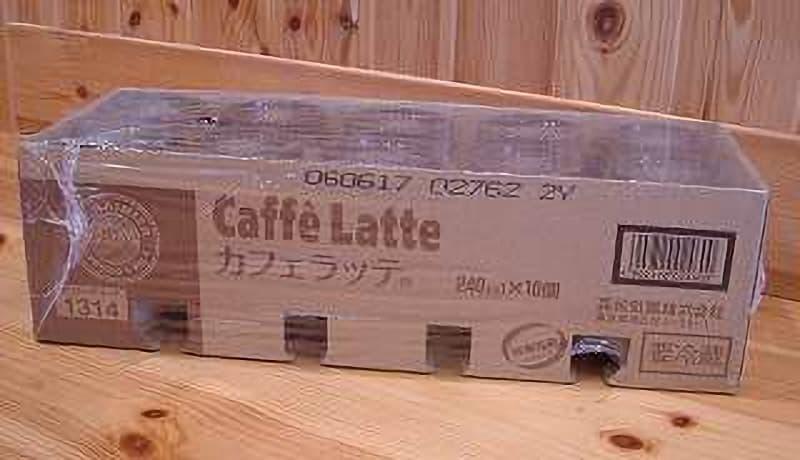 [2]が投稿した森永乳業 CaffeLatte(カフェラッテ)の写真