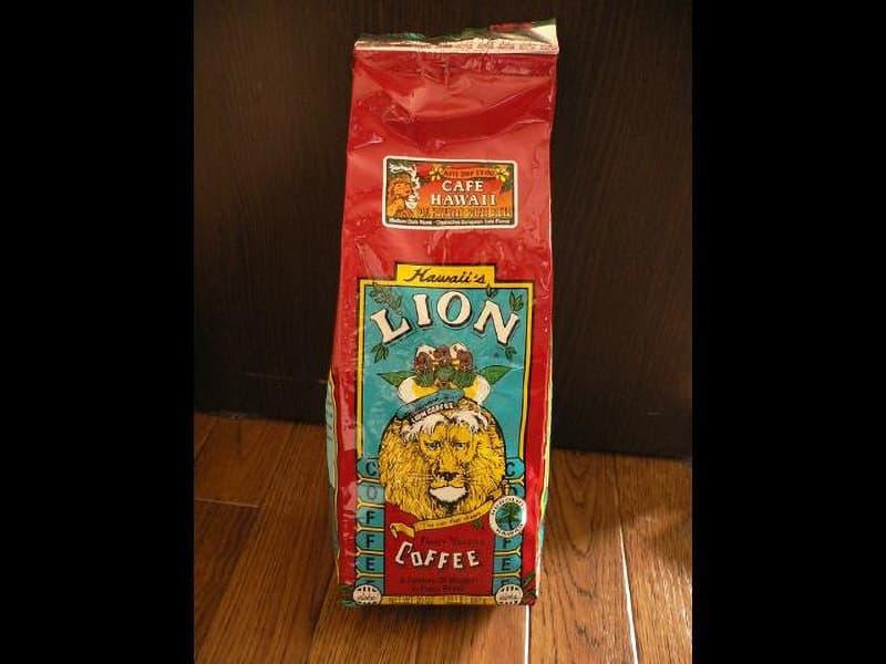 [2]が投稿したライオン(LION) カフェハワイコーヒーの写真