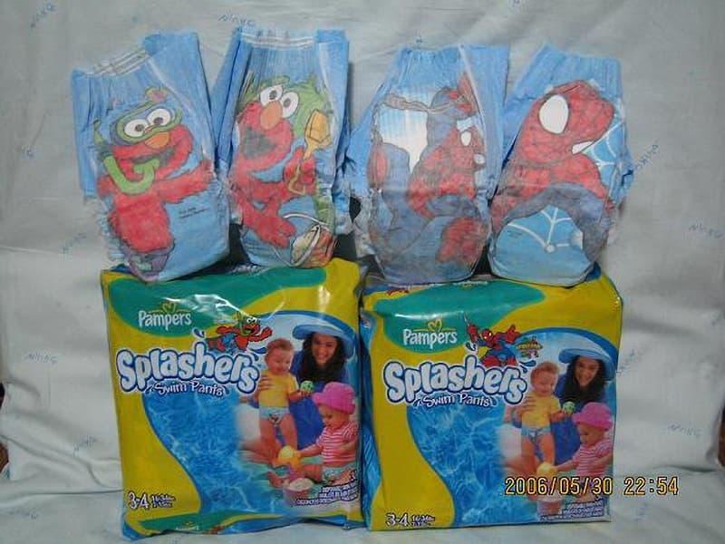 [2]が投稿したパンパース SPLASHERS(Swim Pants)の写真